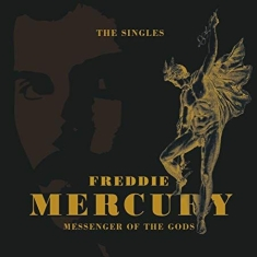 Freddie Mercury - Messenger Of The Gods - Singles  (1