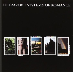 Ultravox - Systems Of Romance (Ltd White Vinyl
