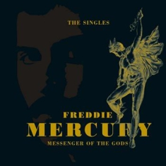 Freddie Mercury - Messenger Of The Gods - Singles  (2