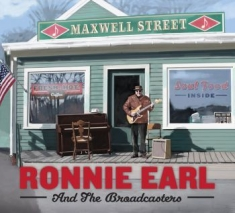 Earl Ronnie & The Broadcasters - Maxwell Street