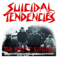 Suicidal Tendencies - Art Of Suicide - Live 1990