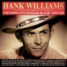 Williams Hank - Complete Singles A's & B's 47-55