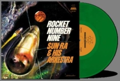 "Sun Ra - Rocket Number Nine (10"""")"