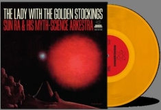 Sun Ra - Lady With The Golden Stocking (10""""
