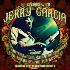 Grateful Dead, Jerry Garcia, New Ri - Fillmore West Closing Night 3