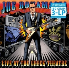 Joe Bonamassa - Live At The Greek Theatre(3Lp)