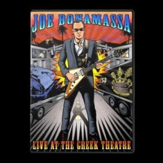 Joe Bonamassa - Live At The Greek Theatre(2Dvd