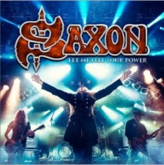 Saxon - Let Me Feel Your Power (Vinyl Ltd.)
