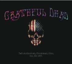 Grateful Dead - Taft Auditorium, Ohio Oct.30/1971