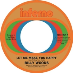 Decisions, Billy Woods - Let Me Make You Happy