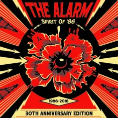 Alarm - Spirit Of '86 - 30Th Anniv. (Cd+2Dv