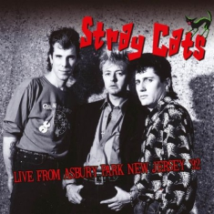 Stray Cats - Live From Ashbury Park 1992