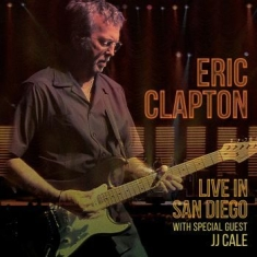 Eric Clapton - Live In San Diego (With Specia