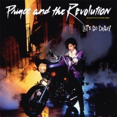 Prince And The Revolution - Let's Go Crazy (Vinyl Single)