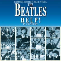 Beatles - Help! In Concert (Blue Vinyl)