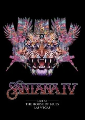 Santana - Live At The House Of Blues  Las Veg
