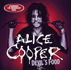 Cooper Alice - Devil's Food - Live 1975