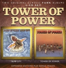 Tower Of Power - Bump City / Tower Of Power: Expande