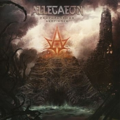 Allegaeon - Proponent For Sentinence