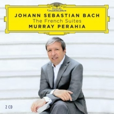 Bach Johann Sebastian - French Suites (2Cd)