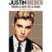 Justin Bieber - From A Boy To A Man (Dvd Documentar i gruppen ÖVRIGT / Musik-DVD & Bluray hos Bengans Skivbutik AB (2071924)