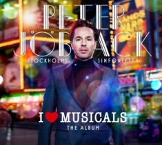 Jöback Peter - I Love Musicals