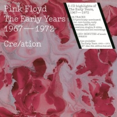 Pink Floyd - The Early Years 1967-72 Cre/At