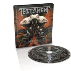 Testament - Brotherhood Of The Snake (Digibook)