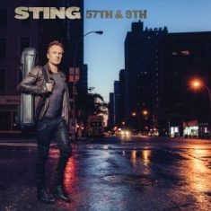 Sting - 57Th & 9Th (Cd+Dvd)