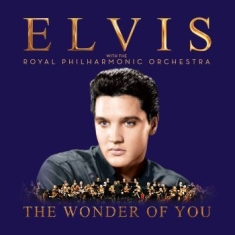 Presley Elvis - The Wonder Of You & If I Can Dream