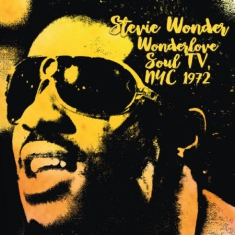 Stevie Wonder - Wonderlove Soul Nyc 1972