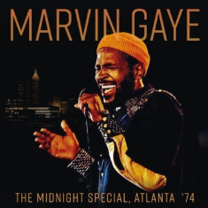 Gaye Marvin - Midnight Special (Atlanta 1974)