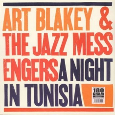 Blakey Art & The Jazz Messengers - A Night In Tunisia