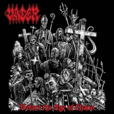 Vader - Before The Age Of Chaos (Cd+Dvd)