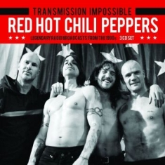 Red Hot Chili Peppers - Transmission Impossible (3Cd)