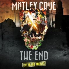 Mötley Crüe - The End: Live In Los Angeles