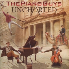 Piano Guys The - Uncharted (Deluxe Edition)