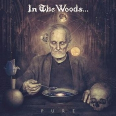 In The Woods - Pure (2 Lp) + Insert And Download C