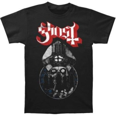 Ghost - T/S Warriors (Xxl)