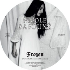 Nicole sabouné - Frozen (Lim. Ed. Red Transparent Vi