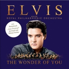Presley Elvis - The Wonder Of You: Elvis Presley Wi