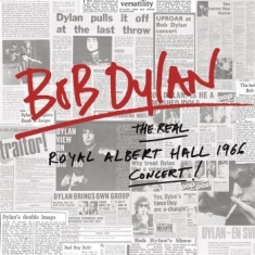 Dylan Bob - The Real Royal Albert Hall 1966 Con