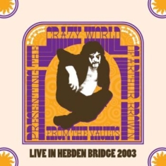 Arthur Brown - Hebden Bridge Trades Club 9Th June