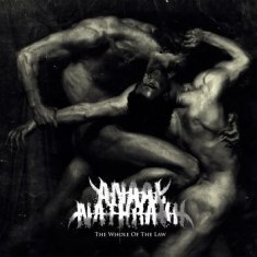 Anaal Nathrakh - The Whole Of The Law (180 G Black V