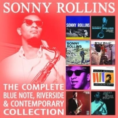 Rollins Sonny - Complete Blue Note Collection The (
