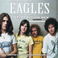 Eagles - Live Outlaw Men (2 Live Shows 73 &