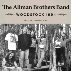 Allman Brothers Band - Woodstock 1994 (Live Broadcast)