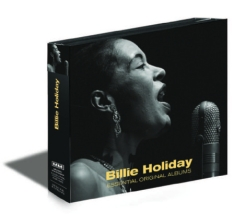 Holiday Billie - Essential Original Albums
