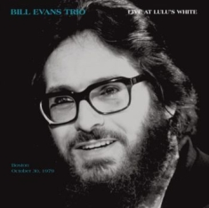 Bill Evans Trio - Live At Lulu's White In Boston 1979
