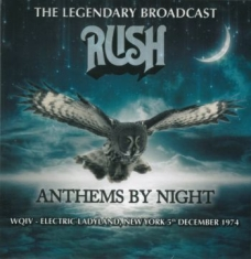 Rush - Anthems By Night